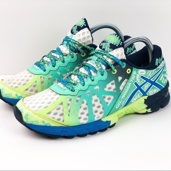 timeless design b7373 f7862 ASICS Gel Noosa Tri 9 Women's Running Shoe T458N